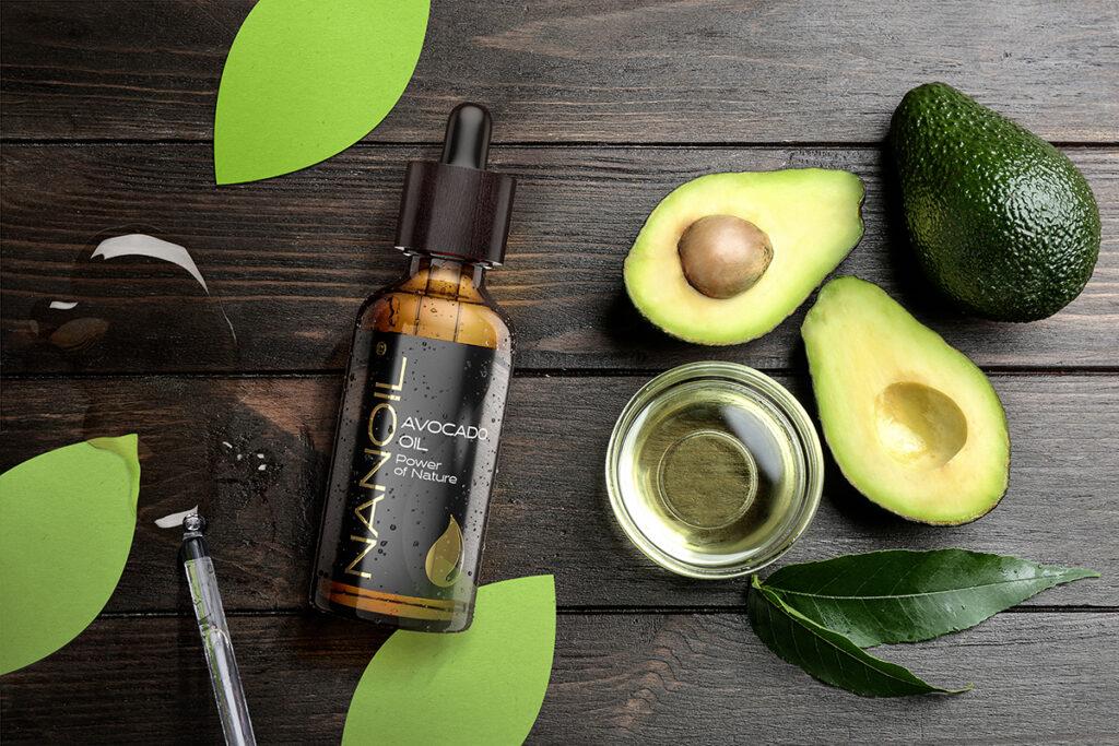 Avocadoöl von Nanoil für Haar